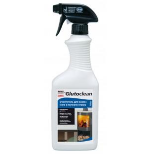 Glutoclean Очиститель для каминного и печного стекла
