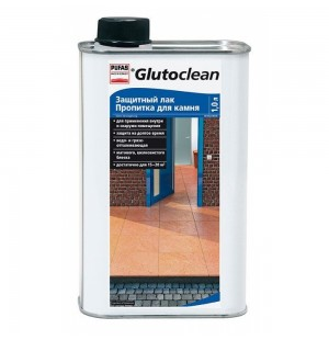 Glutoclean Защитный лак. Пропитка для камня 1,0 л