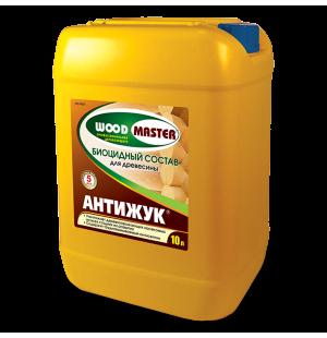 Антисептик для древесины от жуков Антижук