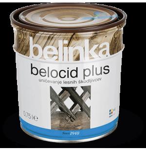 Антисептик против гниения древесины Belinka Belocid Plus
