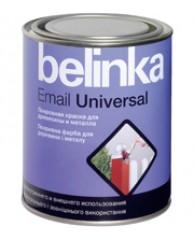 Эмаль алкидная для древесины/металла Belinka Email Universal