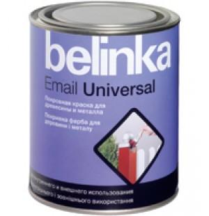 Эмаль алкидная для древесины/металла Belinka Email Universal 0.75л.