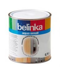 Эмаль универсальная для металла/древесины Belinka Aqua email