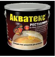Кроющее защитное покрытие Акватекс-Реставратор