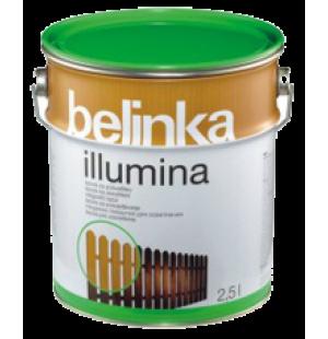 Лазурное покрытие для осветления древесины Belinka illumina