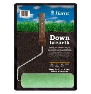 "Валик ""Down to earth"" Harris +поддон"