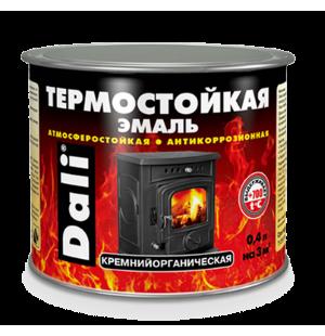 Эмаль термостойкая Dali 0.4л