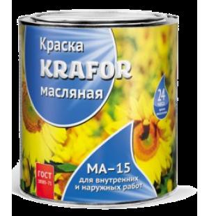 Краска МА-15 Krafor
