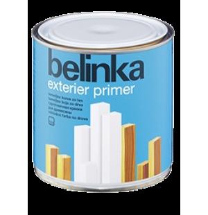 Грунтовка для древесины Belinka Exterier Primer 0.75л.
