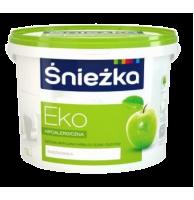Краска акриловая для стен и потолков Sniezka Eko (Польша)