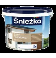 Краска акриловая для фасадов Sniezka Extra Fasadowa (Польша)