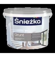 Грунт для краски Sniezka Grunt (Польша)
