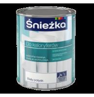 Эмаль для радиаторов отопления Sniezka do kaloryferow 0,75л. (Польша)