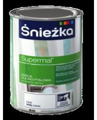 Эмаль масляно-фталевая для дерева и металла Sniezka Supermal (Польша)