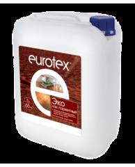 Лак паркетный  водный Eurotex - Эко