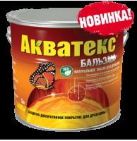 Масло для древесины Акватекс-Бальзам