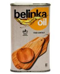 Масло для древесины соприкосающейся с продуктами питания Belinka