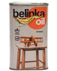Масло с воском для древесины внутри помещений Belinka 0,5 л.
