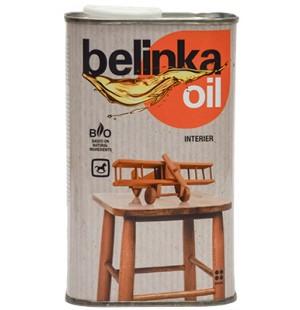 Масло с воском для древесины внутри помещений Belinka 0.5 л.