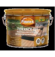 Масло для террас и садовых построек Pinotex Terrace Oil