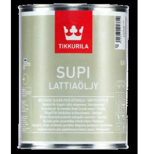 Масло для пола Тиккурила Супи 0.9л.