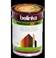 Лазурное покрытие Belinka Toplasur UV Plus
