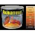 Защитно-декоративное тиксотропное покрытие для древесины Акватекс-Гель