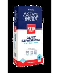 Шпатлевка ACRYL-PUTZ ST 10 (старт+финиш), 20кг.